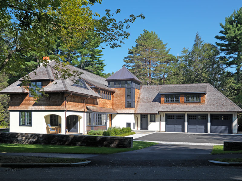 Newton Shingle StyleGF Rhode Construction   Custom Homes   Newton Shingle Style. Shingle Style Architecture History. Home Design Ideas